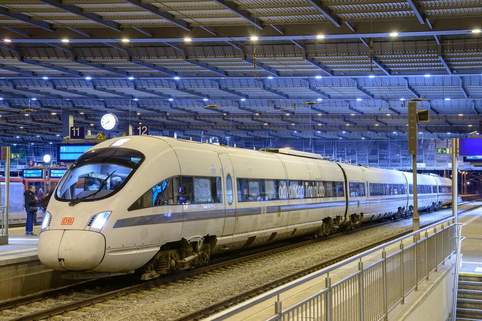 Im Sommer nächsten Jahres soll die Fernbahnverbindung zwischen Chemnitz und Berlin starten.