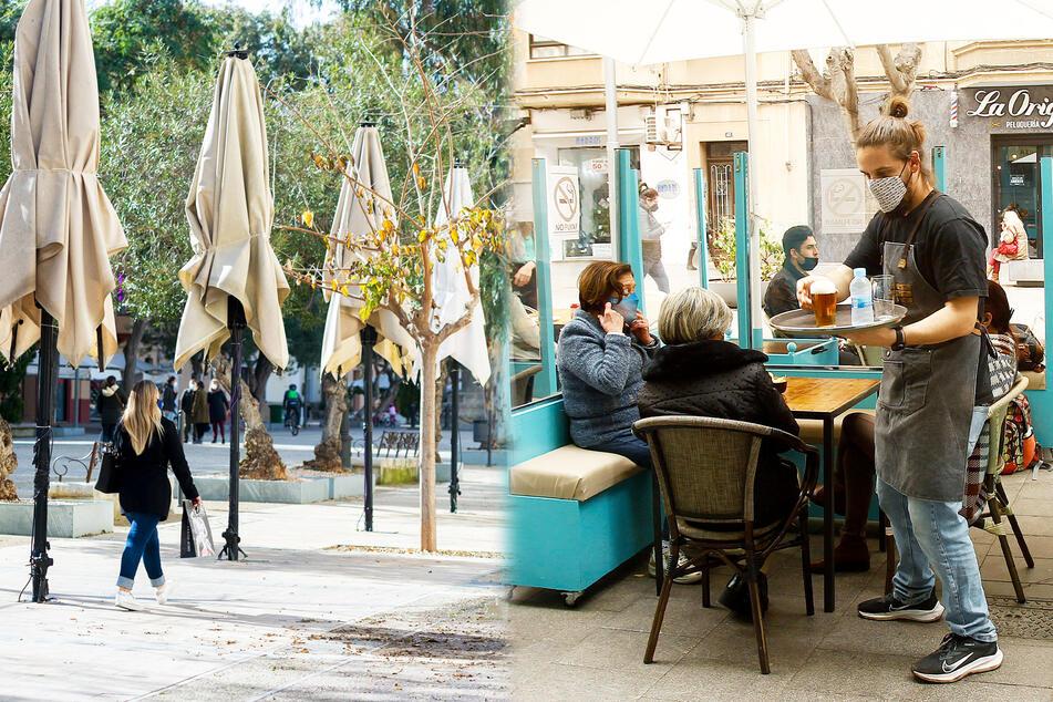 Inzidenz sinkt immer weiter: Regierung von Mallorca erwägt weitere Corona-Lockerungen