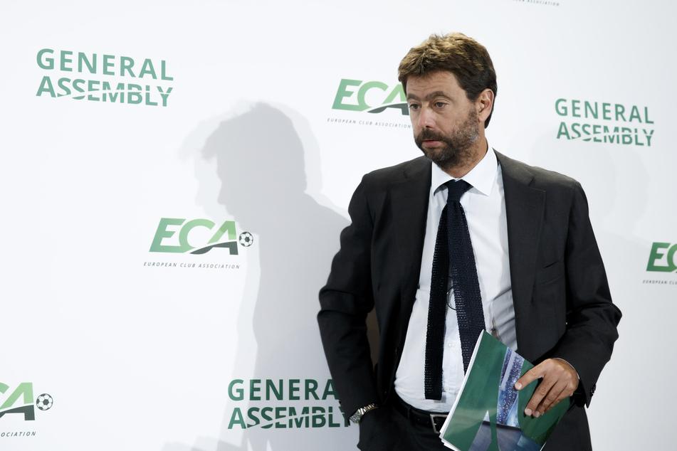 Juve-Boss Andrea Agnelli (45) ist, oder besser war, Stellvertreter des Vorstandes der Super League und somit von Florentino Pérez.