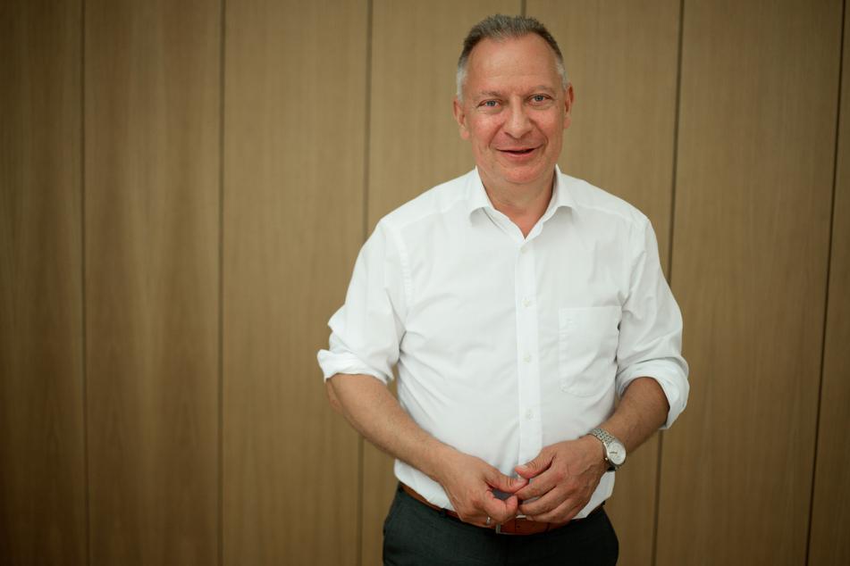 Der Heinsberger Landrat Stephan Pusch erhält für seine Verdienste in der Corona-Krise das Bundesverdienstkreuz.