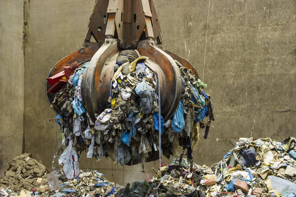 Die Sachsen produzieren jährlich über eine Million Tonnen Müll.
