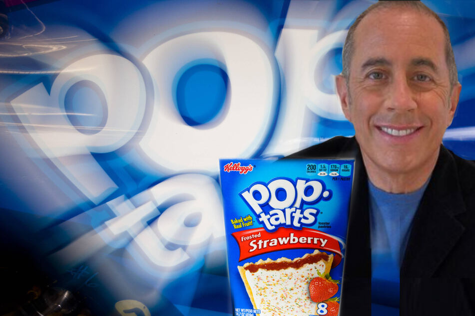 Jerry Seinfeld is bringing a sweet treat to Netflix!