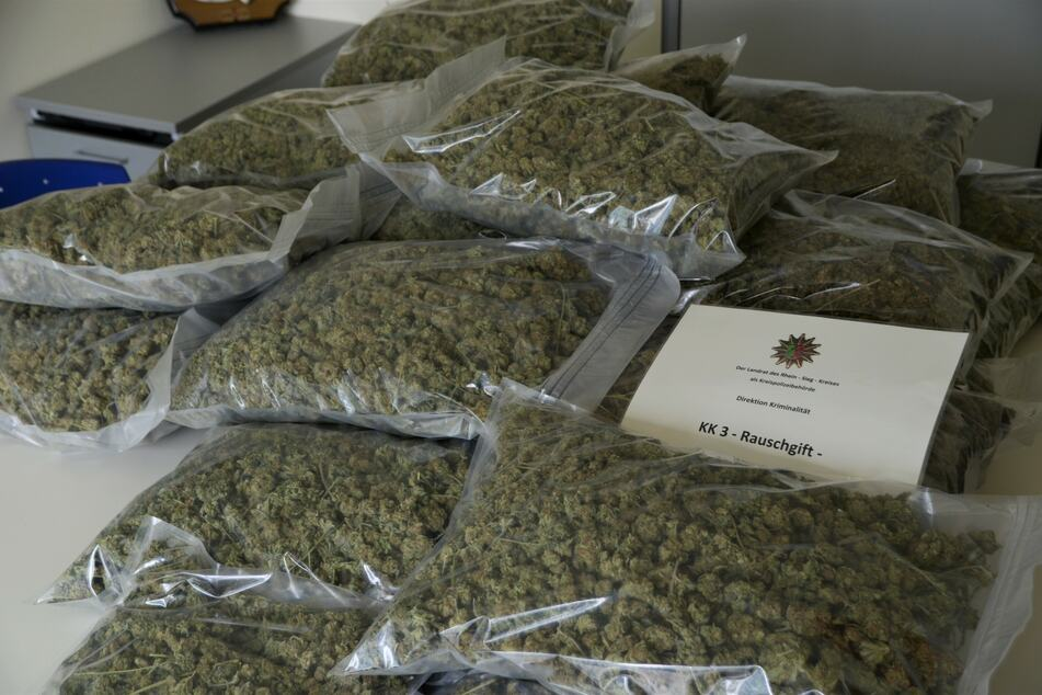 Die Polizei entdeckte am Donnerstag in Windeck (Rhein-Sieg-Kreis) eine Cannabis-Plantage in einem Wohnhaus und nahm den 22-jährigen Mieter fest.