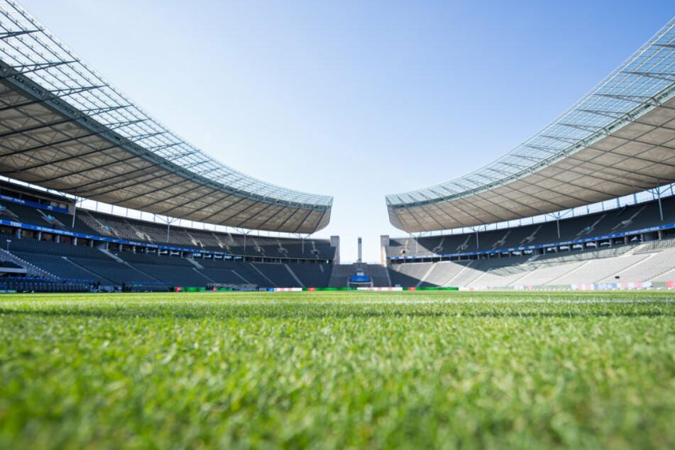 Wird das Derby im Berliner Olympiastadion zum Geisterspiel?