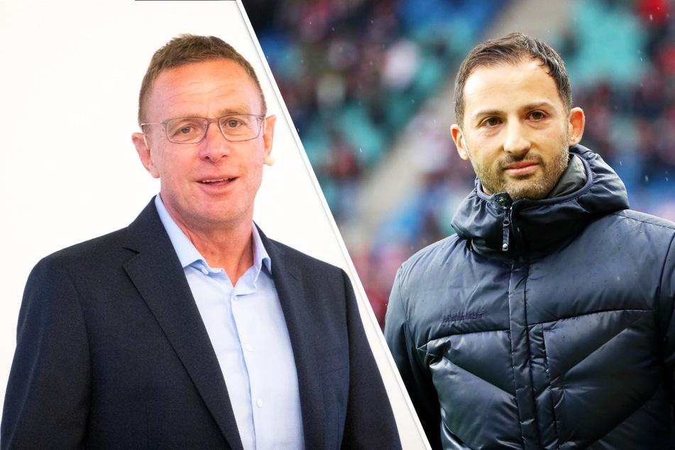 Ralf Rangnick lockt: Ex-Aue-Coach Tedesco bei Spitzenklub im Gespräch!