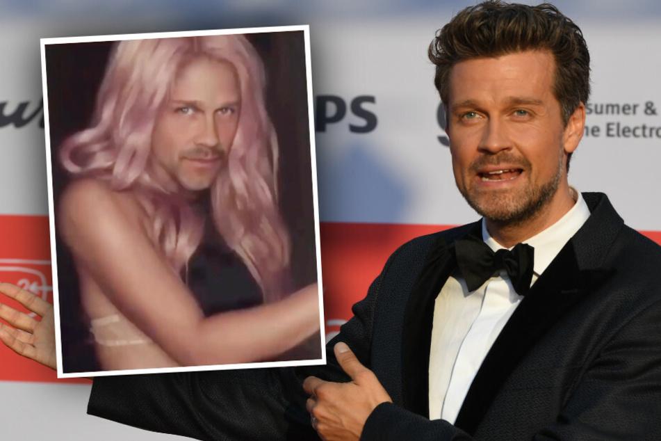 Heute schon gelacht? Wayne Carpendale sorgt mit Shakira-Video für gute Laune