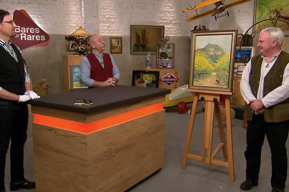 Bares für Rares: Bares für Rares: Gemälde löst Bieter-Krimi aus!