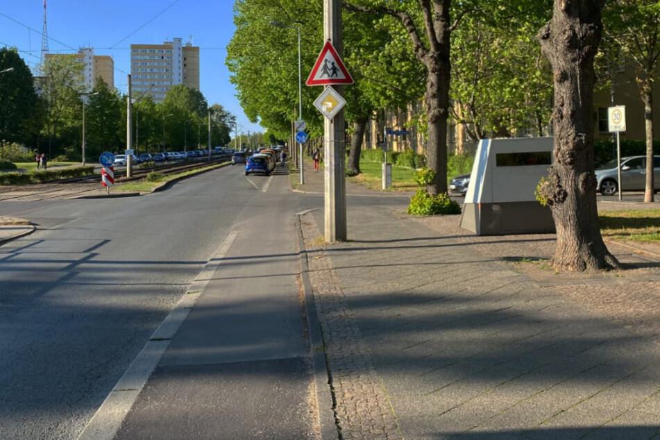 Raserschreck an neuem Standort: Hier warten Leipzigs Superblitzer jetzt auf Temposünder
