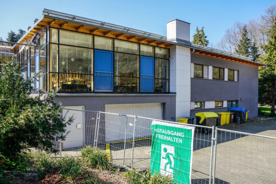 Quarantänezentrum für Flüchtlinge geht in Betrieb