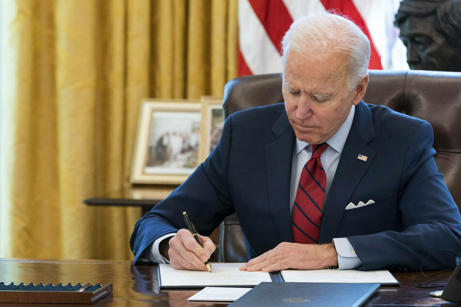 Joe Biden is the 46th president of the United States of America(Photo: imago images / Top Photo Group).