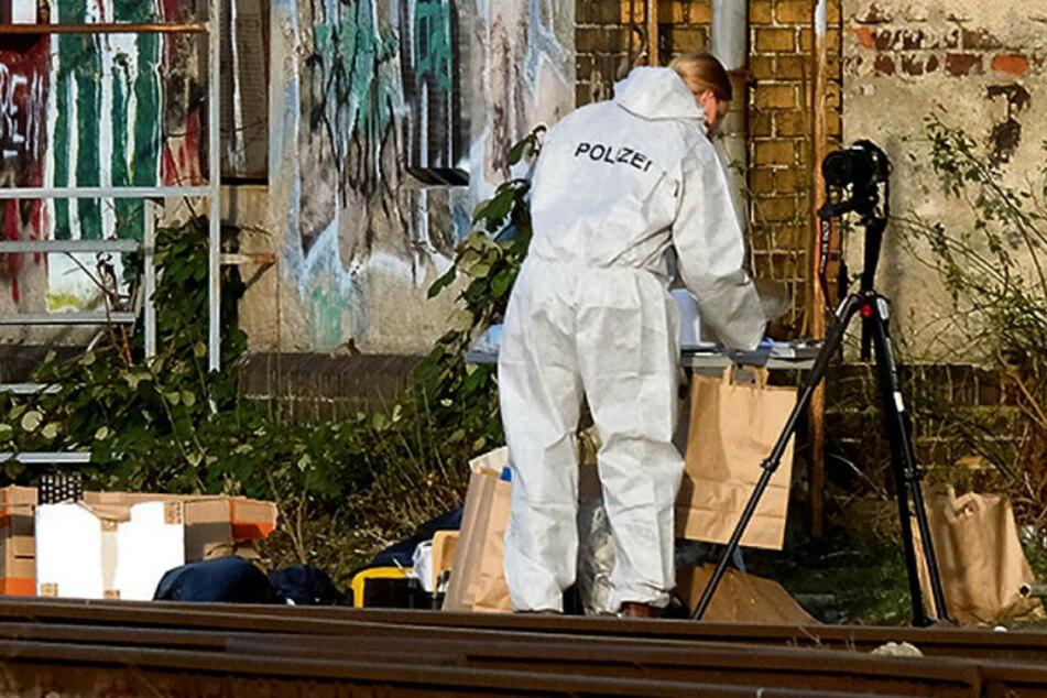 Leipzig: Die Tote von den Bahngleisen: Frau (25) wurde in Leipzig im Streit erschlagen