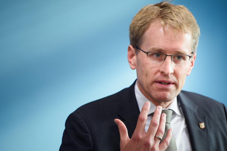 Daniel Günther (47, CDU), Ministerpräsident Schleswig-Holstein.
