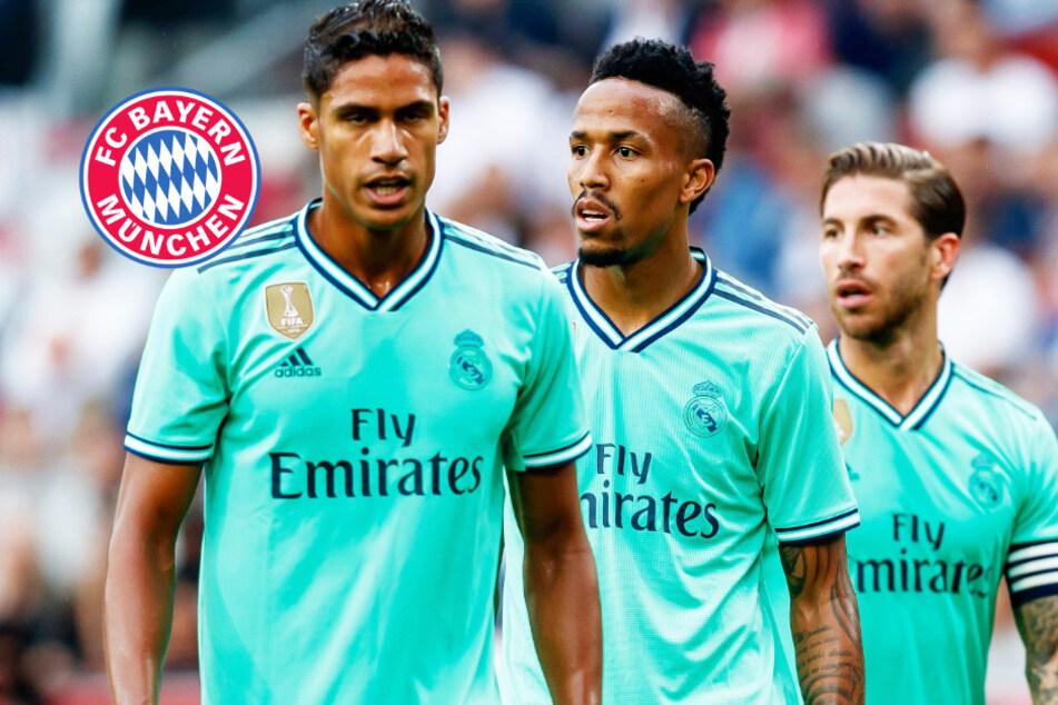 Alaba-Ersatz gesucht: Hat FC Bayern bereits Star von Real Madrid im Visier?