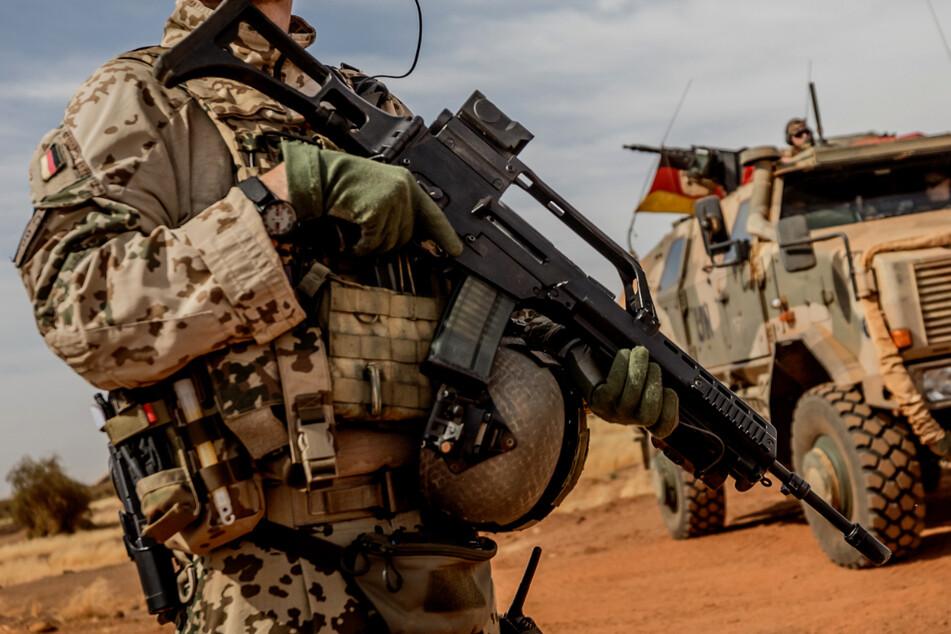 Die Bundeswehr hat ihre Soldaten in Gao stationiert. (Archivbild)