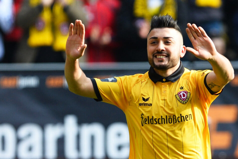 Ex-Dynamo Aias Aosman mit erstem Tor für neuen Klub und wichtigem Sieg im Abstiegskampf!