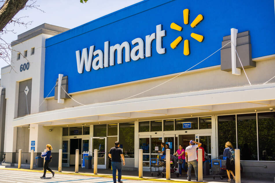 The Department of Justice alleges that Walmart filled thousands of invalid prescriptions (stock image).