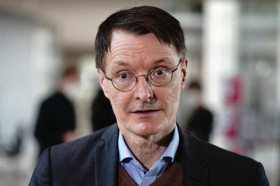 SPD-Gesundheitsexperte Karl Lauterbach (58) würde nach der Bundestagswahl gern das Amt des Gesundheitsministers übernehmen.