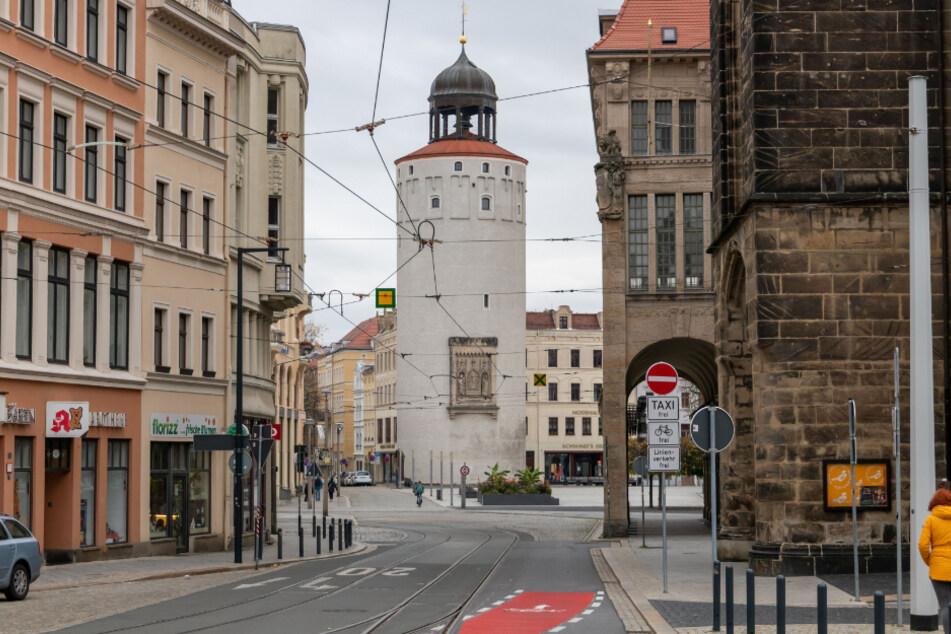 Wie ausgestorben: Görlitz gilt als Corona-Hotspot in Deutschland.