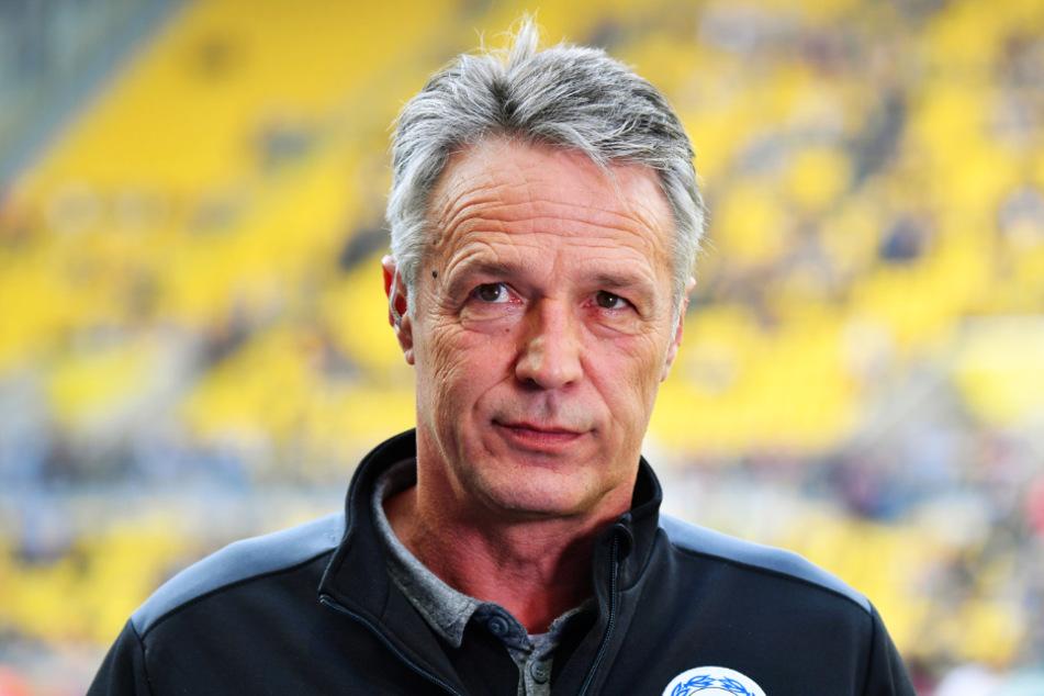 Uwe Neuhaus hat Arminia Bielefeld nach elf Jahren zurück in die 1. Bundesliga geführt.