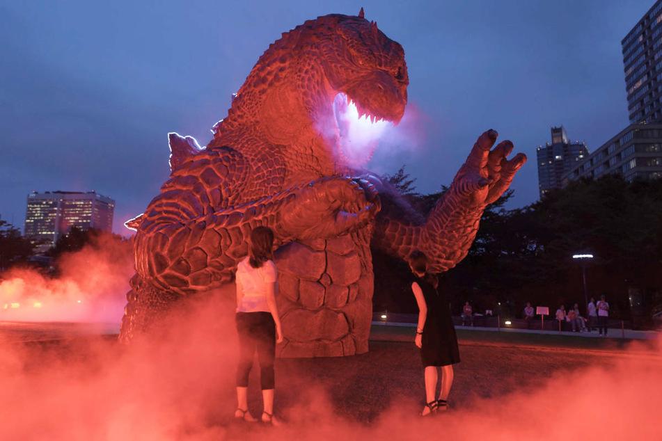 """Frankfurt: """"Godzilla"""" und Co.: Ausstellung zeigt Endzeit-Blockbuster mit Faktencheck"""