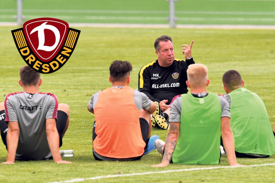 """Jugend forscht bei Dynamo: """"Wollen Jungs stark machen"""""""