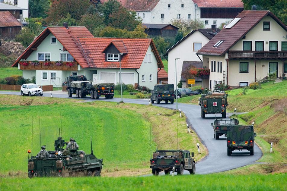 Donald Trump zieht Truppen aus Bayern ab: So will man hier mit dem Verlust umgehen