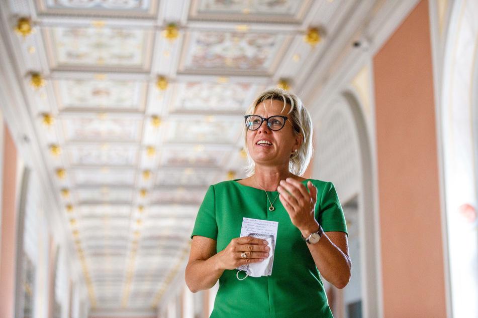 Für Kulturministerin Barbara Klepsch (55, CDU) waren die elf Millionen Euro gut investiertes Geld.