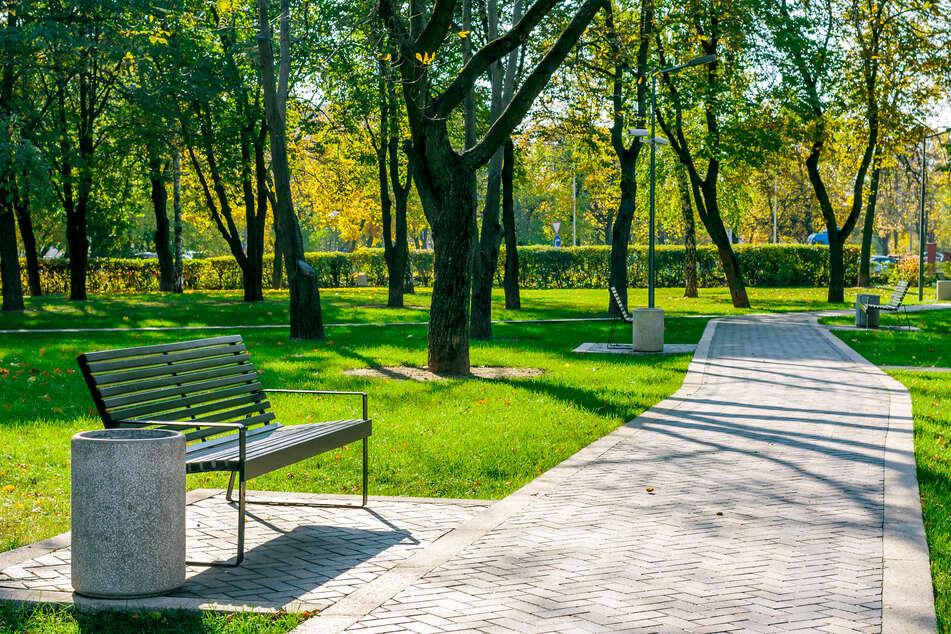 In einem Park in Polton wurde Emily Jones (7) Opfer von Eltiona Skana (30). (Symbolbild)