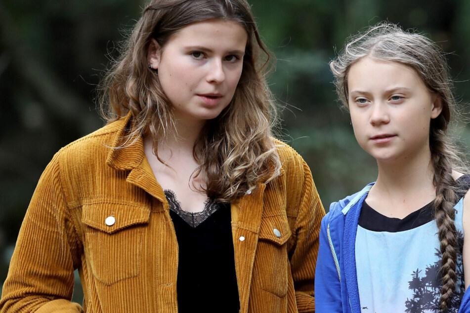 Greta Thunberg: Greta Thunberg und Luisa Neubauer beziehen klare Stellung zur US-Wahl
