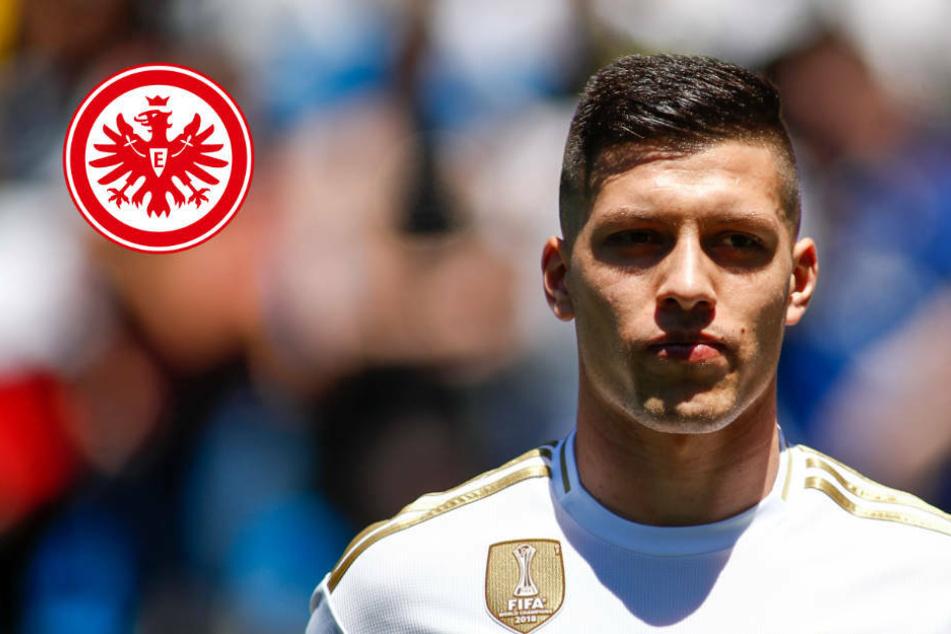 Wegen Corona-Verstoßes: Droht Ex-Frankfurter Luka Jovic jetzt Haftstrafe?