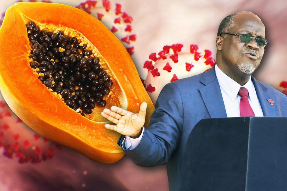 Politiker schickt Obst und Motoröl zum Corona-Test, die Ergebnisse überraschen!