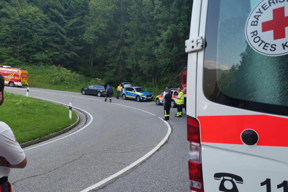 Fund aus NS-Zeit: Nebelsäurefass in Oberbayern gesprengt