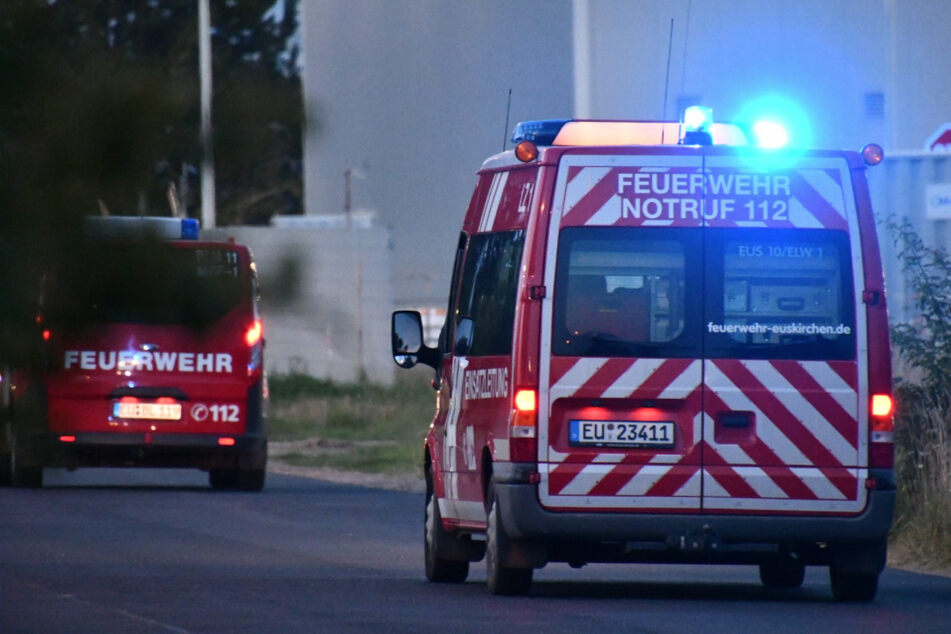 In Euskirchen warnt die Feuerwehr, das Trinkwasser abzukochen.