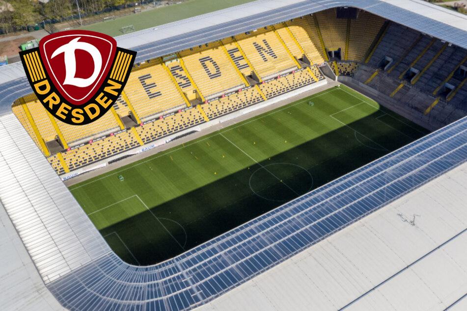 Dynamo Dresden verkündet Ergebnisse der zweiten Covid-19-Testung