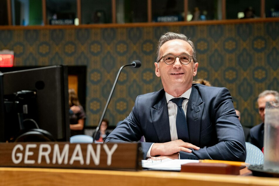 Heiko Maas (SPD), Außenminister, nimmt bei den Vereinten Nationen (UN) an einer Sitzung des UN-Sicherheitsrats zum humanitären Völkerrecht teil. Deutschland übernimmt am 1. Juli den Vorsitz des UN-Sicherheitsrates.