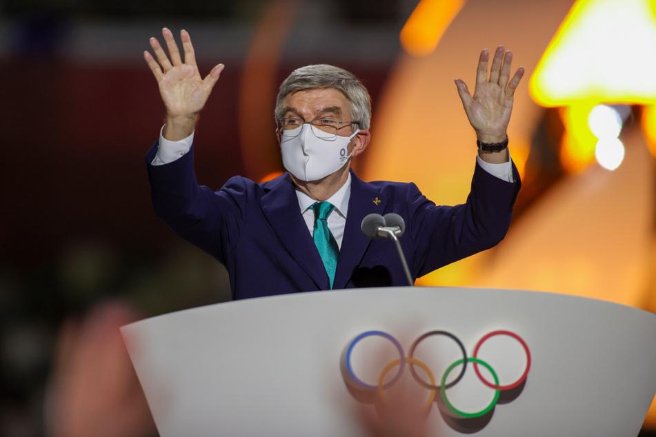 Thomas Bach (67), der Präsident des Internationalen Olympischen Komitees.