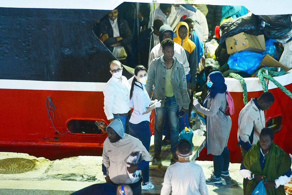 Deutschland nimmt Italien und Malta weitere Flüchtlinge ab