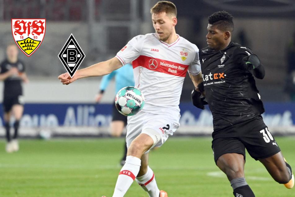 VfB-Wahnsinn! Silas Wamangituka rettet Stuttgart gegen Gladbach einen Punkt