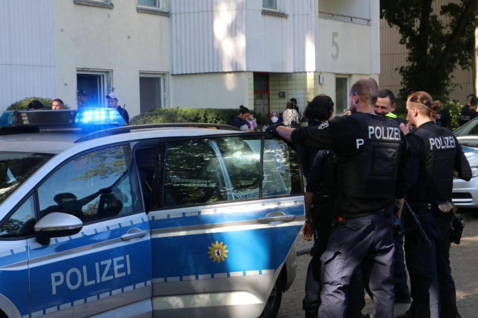 Zwei Verletzte nach Schüssen in Berlin-Neukölln