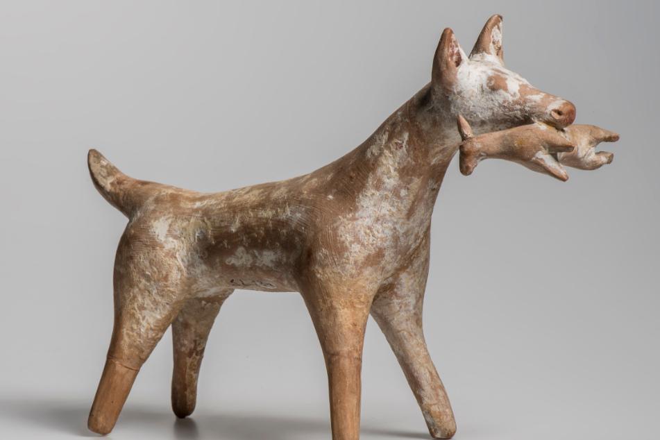 """""""Hund, Katze Maus"""": Ausstellung in München zeigt Tiere in der Antike"""