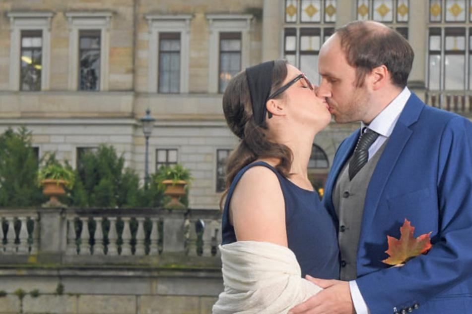 10.10.2020? Ein schöner Tag zum Heiraten! In den Standesämtern in Dresden war mächtig was los