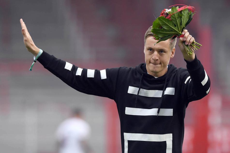 Felix Kroos (30) macht Schluss mit dem Fußball.