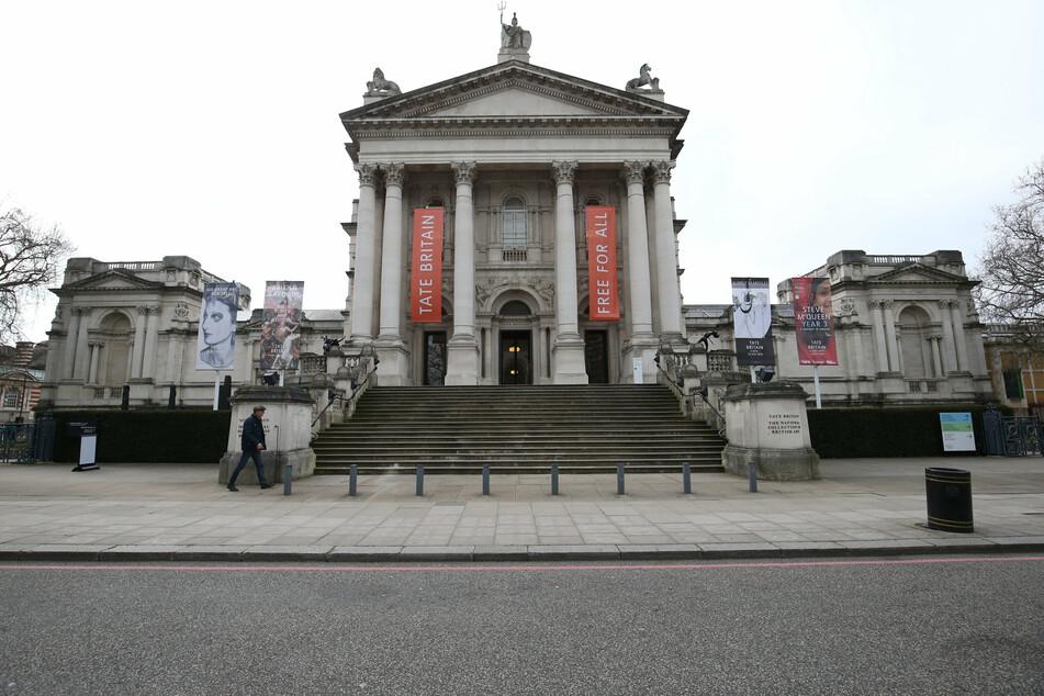 Auch die Tate Galerien bleiben geschlossen.