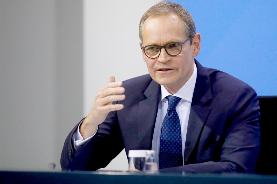 Berliner Senat berät: Wie soll es mit dem Corona-Lockdown weitergehen?