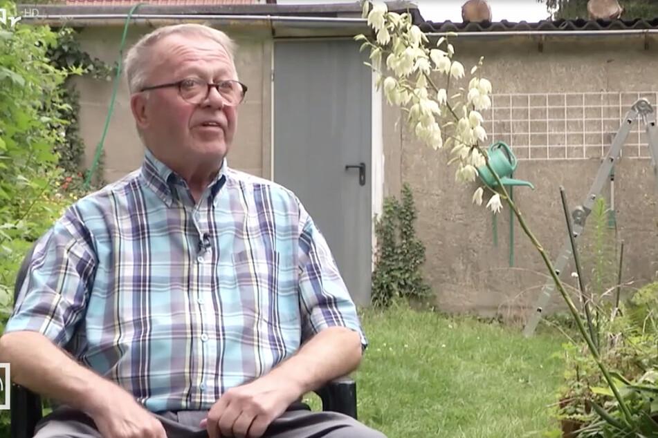 Egmont Uhlmann (73) wurde von Trickbetrügern reingelegt.
