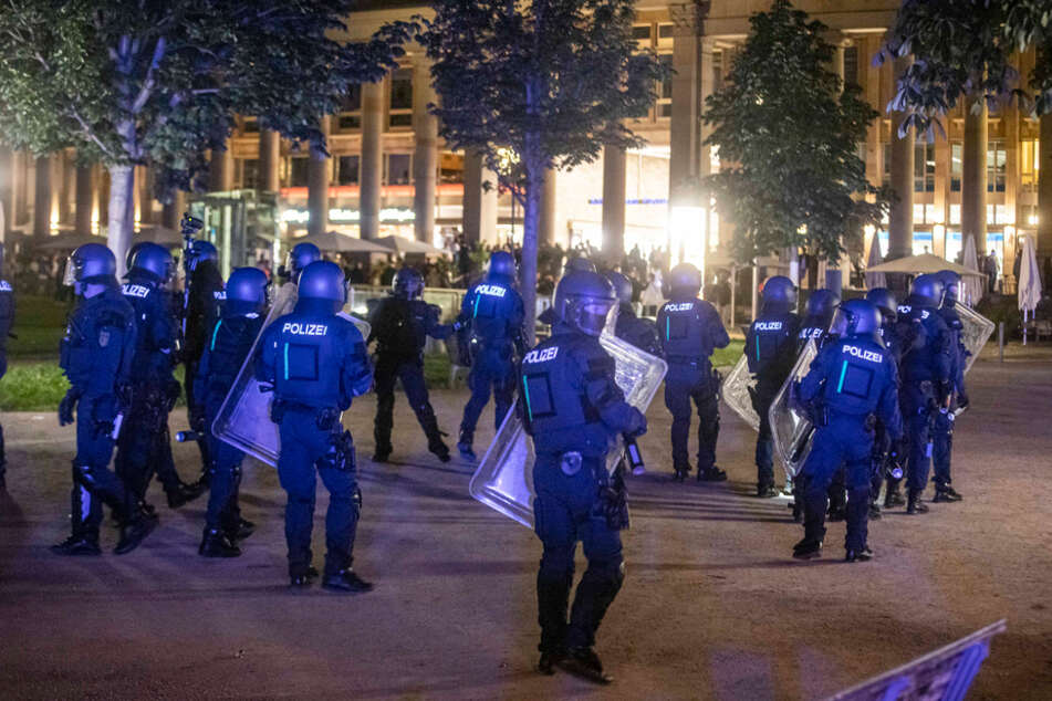 Nach Krawallen in Stuttgart: Weiterer Tatverdächtiger geschnappt