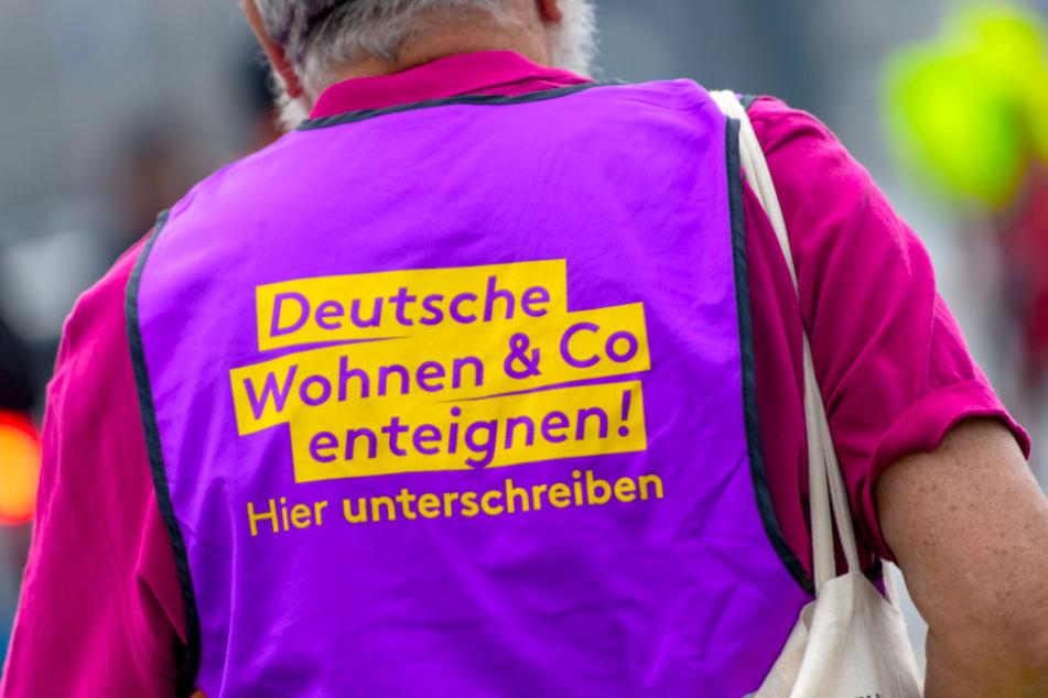 """Bündnis """"Deutsche Wohnen & Co. enteignen"""" will den Senat verklagen!"""