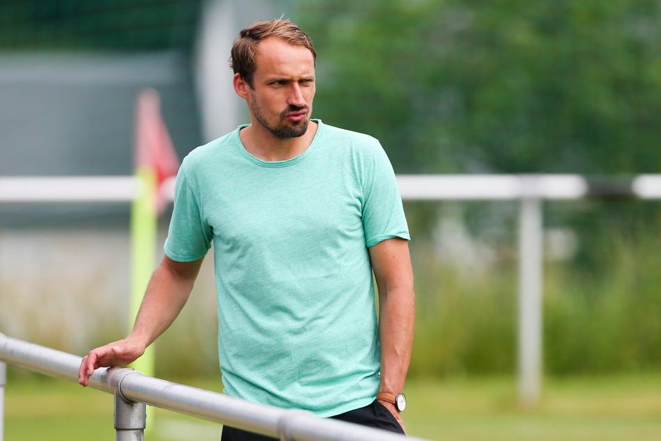 Sportchef Toni Wachsmuth (34) hatte schon lange ein Auge auf Maximilian Jansen.