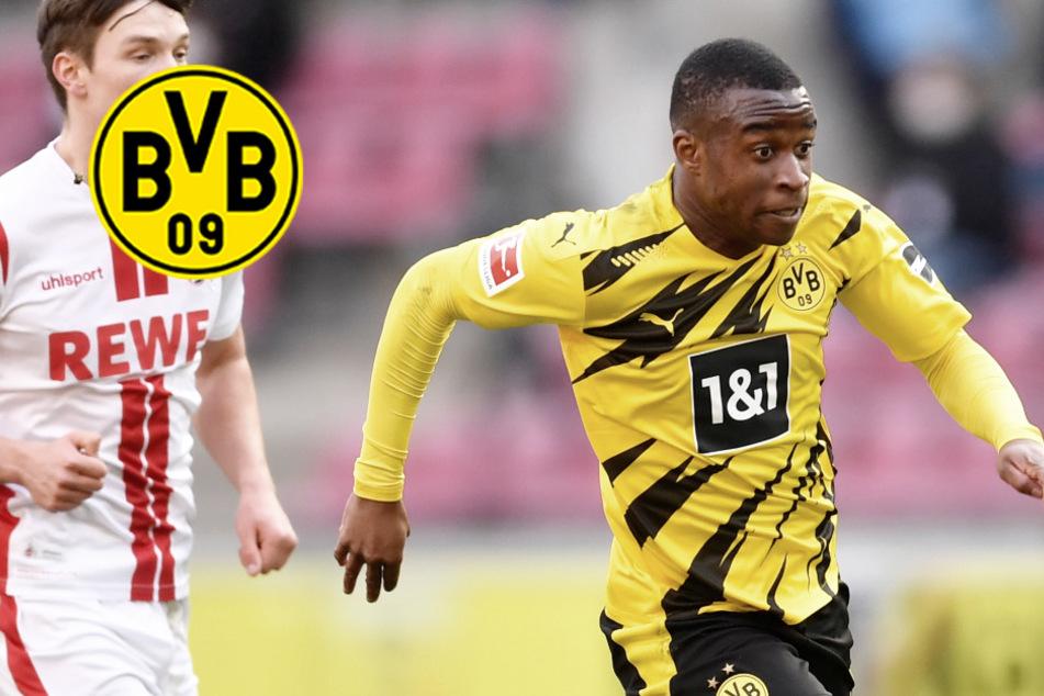 BVB bekommt nächste Hiobsbotschaft: Saison-Aus für Moukoko!