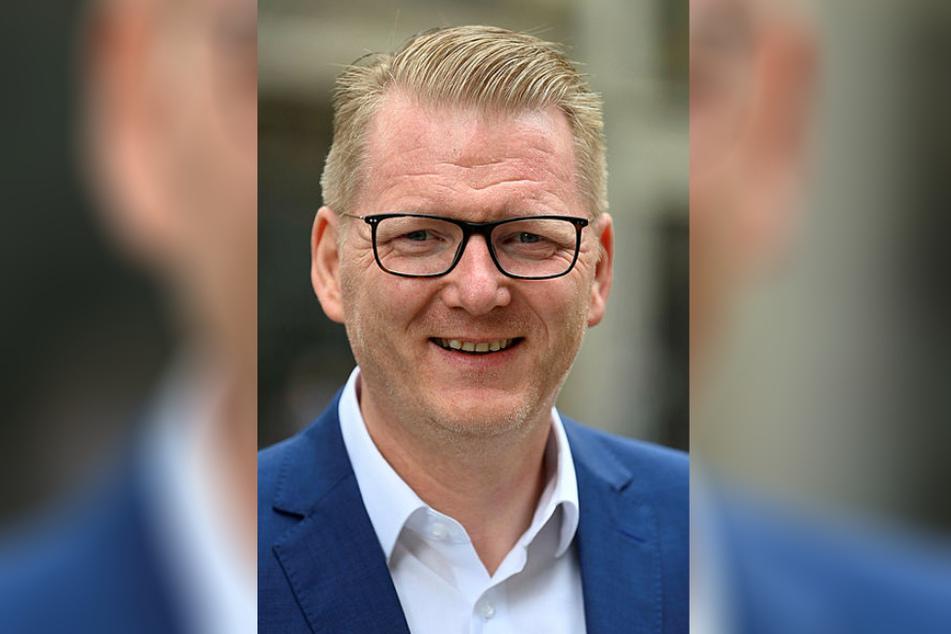 Christoph Igel, Geschäftsführer der neuen Cyber-Agentur des Bundes, soll Deutschland vor Cyberangriffen schützen.